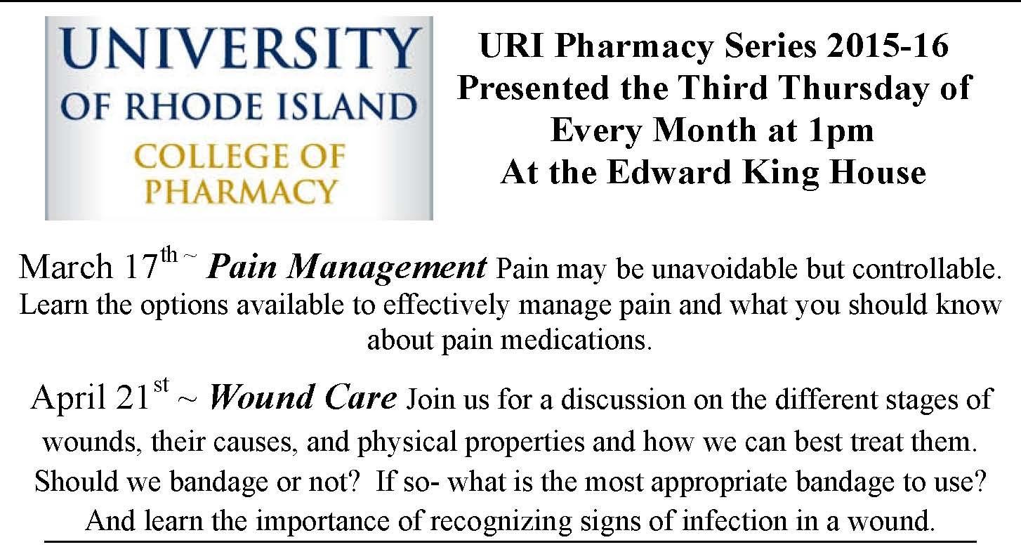 URI Pharmacy