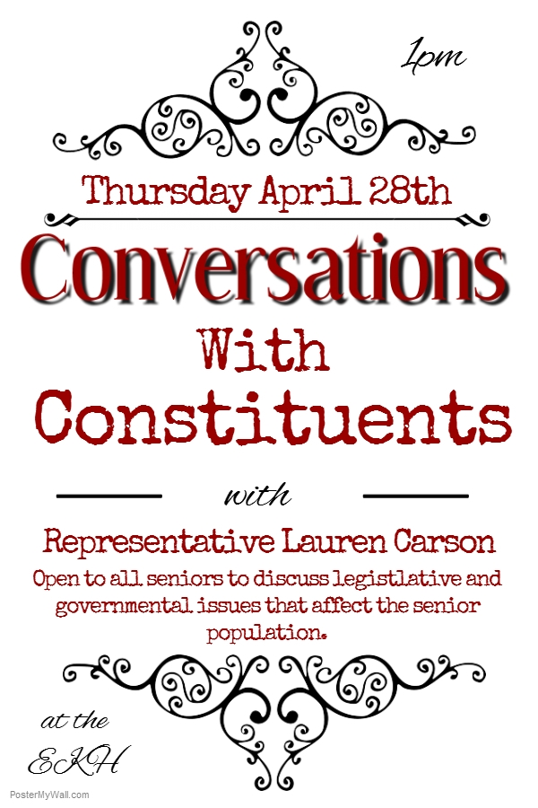 conversations with constituents